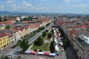 Prešov plánuje zvýšiť daň z nehnuteľností a poplatok za odpad.