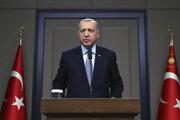 Turecký prezident.