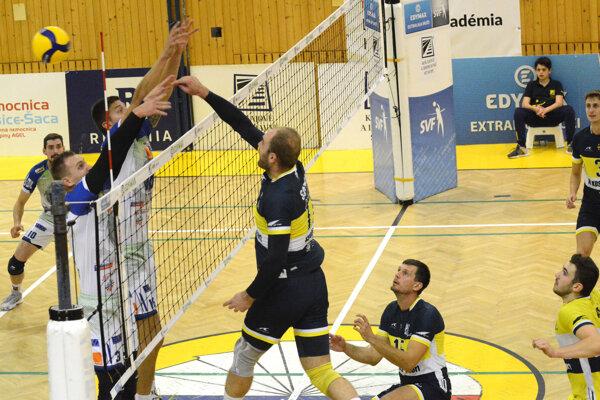 Košičania nevyužili v prvom zápase štvrťfinále Slovenského pohára výhodu domáceho prostredia.