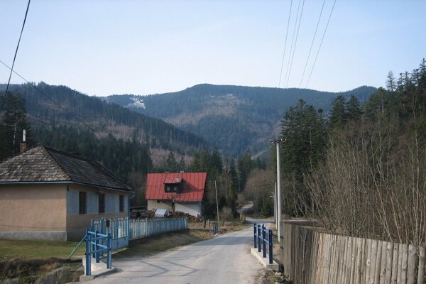 Obec Stará Voda.