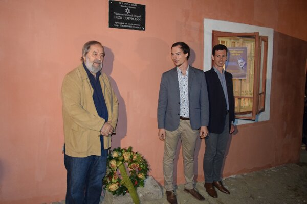 V piatok otvorili múzeum Deža Hoffmanna.