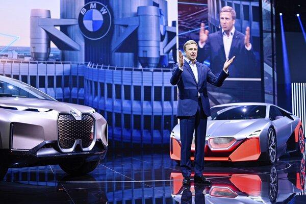 ový šéf koncernu BMW Oliver Zipse.