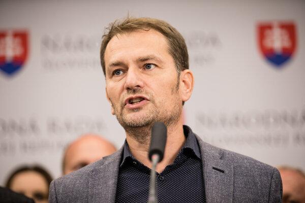 Najväčším skokanom prrieskumu Focusu je OĽaNO Igora Matoviča.