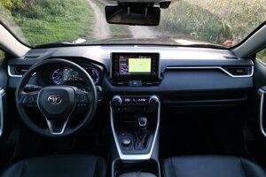 Toyota RAV4 Hybrid 2,5 AWD-i