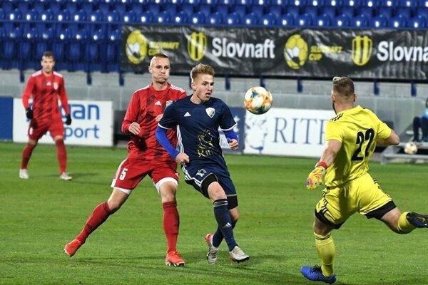 Popradčania sa cez týždeň naladili postupom do štvrťfinále Slovnaft Cupu.