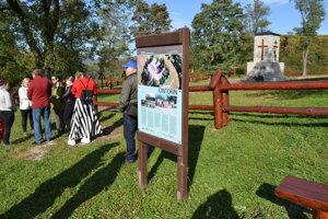 Cintorín vo Veľkrope je najväčší na našom území.