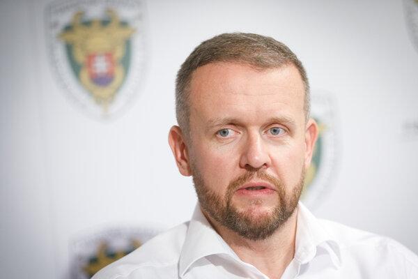 Generálny riaditeľ sekcie boja proti podvodom a analýzy rizík Ladislav Hanniker.
