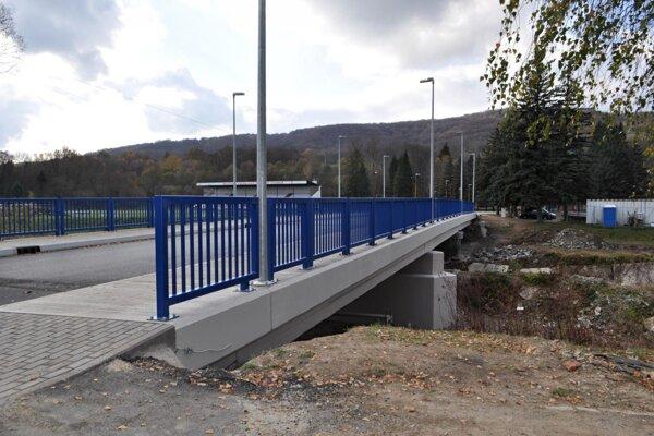 Most je už sprístupnený verejnosti.
