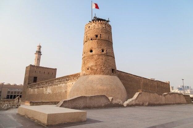 Pevnosť Al Fahidi v Dubaji