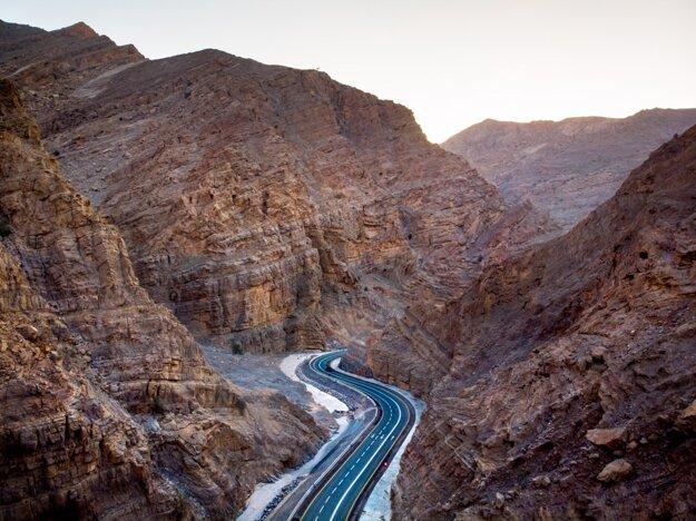 Cesta k Jebel Jais je zážitok