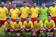 Futbalisti Kamenice.
