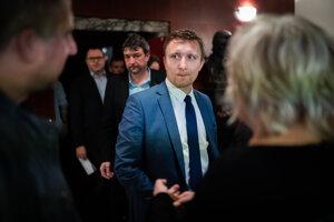 Bývalý šéf vyšetrovacieho tímu Kuciak Peter Juhás.