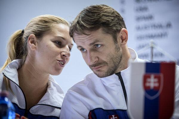 Matej Lipták doviedol Dominiku Cibulkovú k najväčším úspechom.