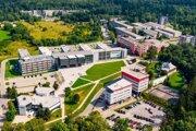 Žilinská univerzita. Ilustračné foto