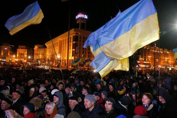 Ukrajina prišla za 18 rokov takmer o štvrtinu obyvateľstva