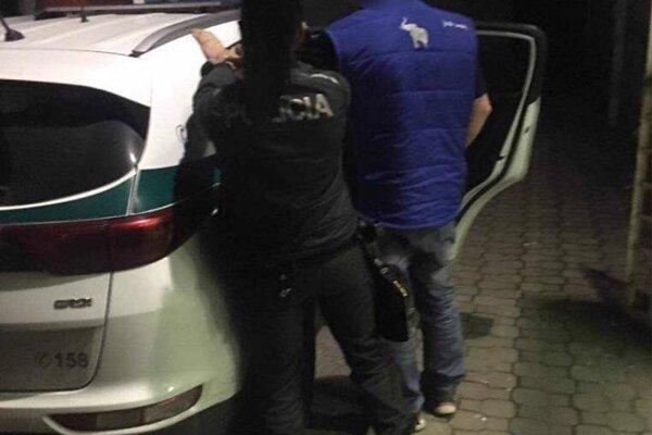 Muža chytili v Dúbravách.