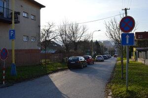 Burianova ulica.