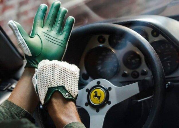 Šoférske rukavice