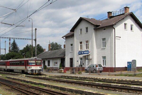 Železničná stanica Holíč nad Moravou