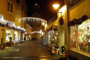 V každom meste bude tento rok vianočná výzdoba doplnená o novinky.