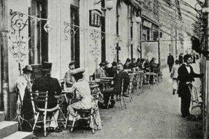 Kaviareň Berger v Prešove