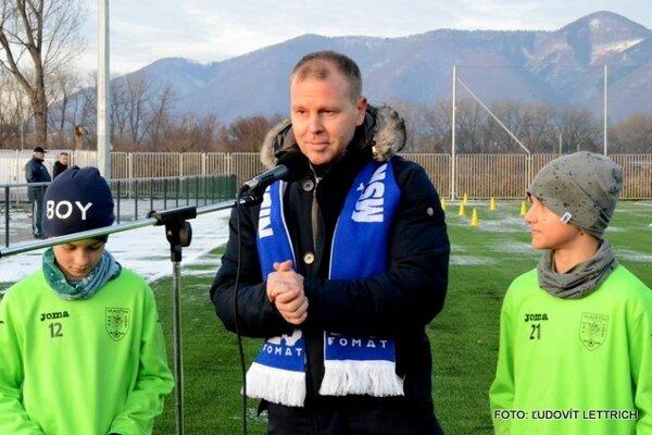 Futbalová mládež Martina už novú tréningovú plochu potrebovala.