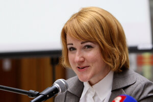 Šéfka Rooseveltovej nemocnice Miriam Lapuníková.