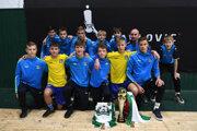 Víťaz turnaja - FC Košice.