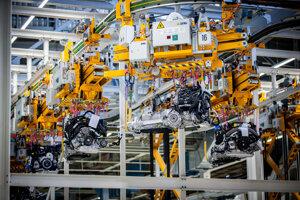 Výroba elektromobilov a áut so spaľovacím motorom vo Volkswagene