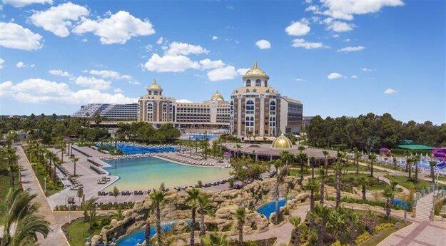 Delphin BE Grand Resort 5*, pozrieť  viac foto >>>