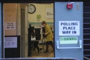 Voľby vo Veľkej Británii.