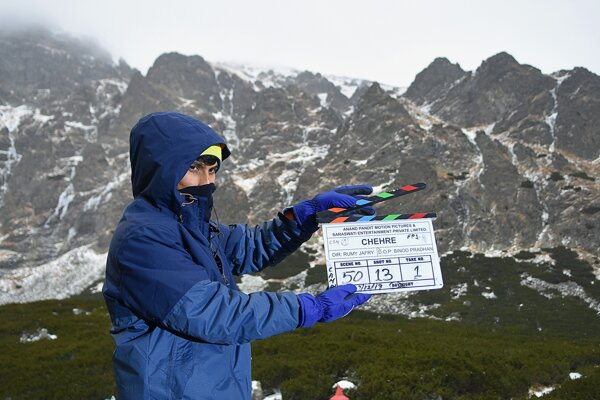 Pôvodne chceli filmári natáčať v Zakopanom, nakoniec zmenili názor.