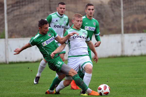 Duel Prešova s Lipanmi priniesol záplavu gólov i emócií.