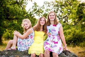 Tri sestry Zlúkyové.