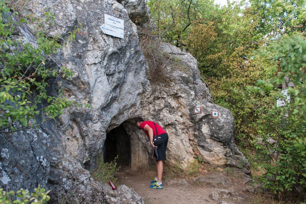 Svoradova jaskyňa na Zobore