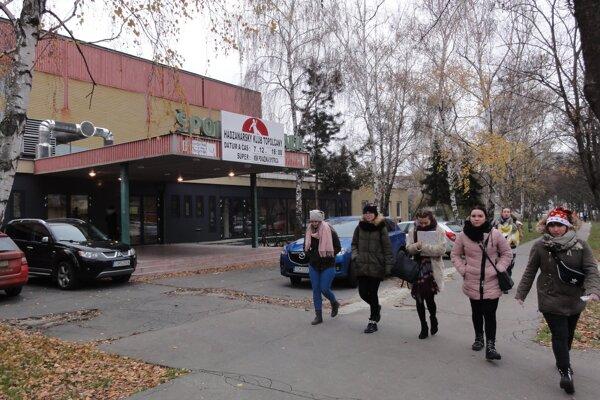ortová hala na Bernolákovej ulici ostane po modernizácii majetkom mesta a bude vhodná aj pre medzinárodné súťaže.