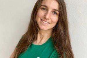 Študentka medicíny Eva Baranová