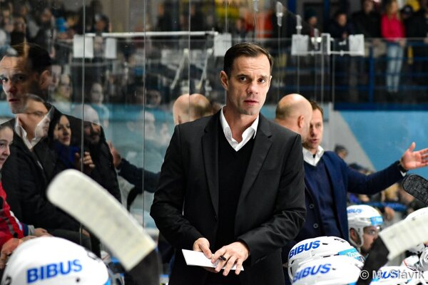 Tréner Nitry verí, že mužstvo postúpi do play-off.