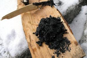 Brezový decht sa získava zahrievaním brezovej kôry. Ľudia ho kedysi využívali ako lepidlo ale zrejme aj ako žuvačku.