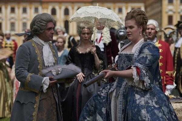 Pokračovanie Márie Terézie bude mať premiéru na RTVs 27. a 28.12.