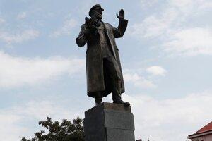 Pamätník maršala Ivana Koneva v Prahe.
