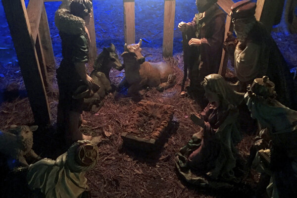 V betleheme zostali prázdne jasle.