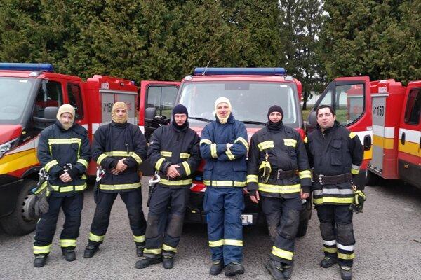 Fiľakovskí dobrovoľníci sa v roku 2019  zúčastnili aj výcviku vo  VVP Lešť už aj s novozískaným vozidlom Iveco.