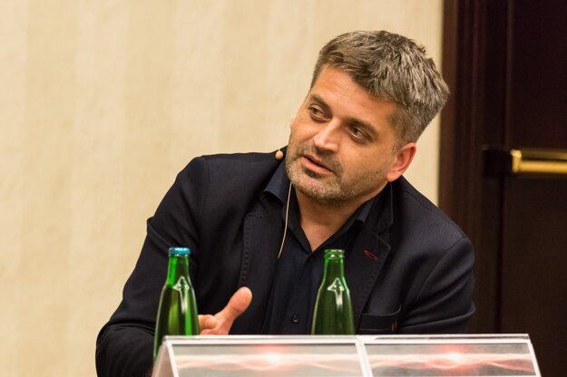 Filozof a aktivista Fedor Blaščák.