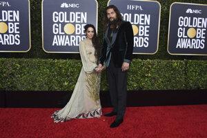 Lisa Bonet a Jason Momoa