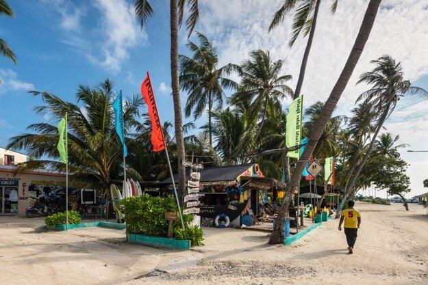 Ostrov Maafushi