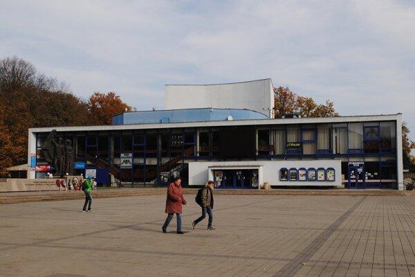 Mestské kultúrne stredisko v Humennom.