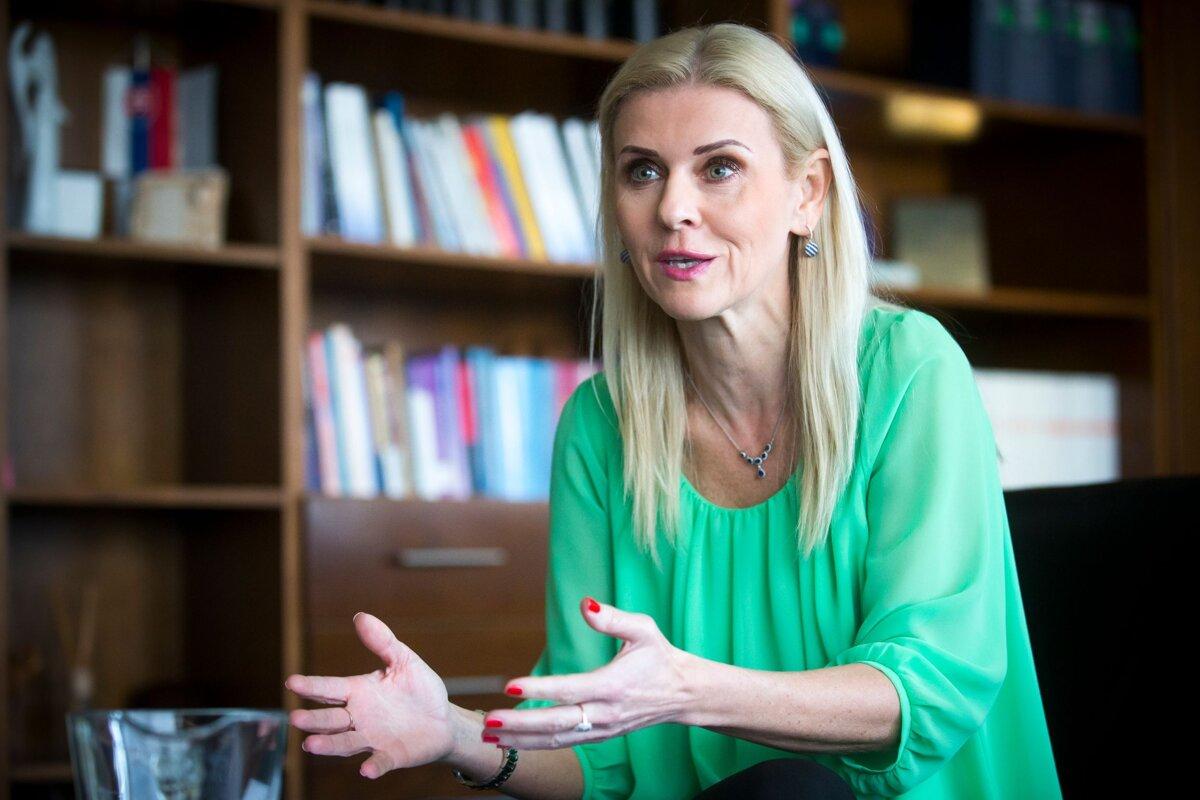 Ústavný súd odmietol Jankovskej sťažnosť - SME