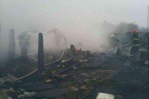 Požiar si vyžiadal život troch detí.
