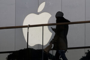 Apple - ilustračná fotografia.